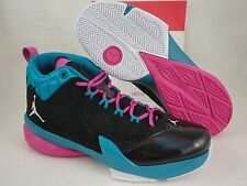 Nike Jordan flight Time 14.5, Tropical Teal, 14 retro Design, Lunarlon, Sz 12