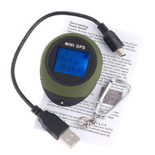 Mini GPS Receiver Backtrack for Outdoor Sport Travel Wild Explorers Survival US