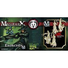 Malifaux The Guild BNIB Excorcist WYR20127