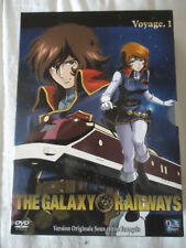LOT The galaxy railways  Voyage 1 Coffret 3 DVD – Episodes 1 à 13 no ALBATOR