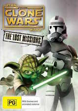 STAR WARS : CLONE WARS THE LOST MISSIONS - UK Compatible - english cover