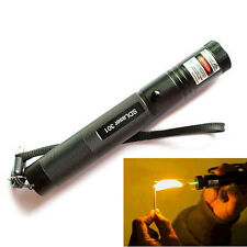 Burning Laser 301 Green Laser Pointer Flashlight High Power Laser 5mw USA SELLER