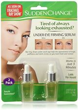 Sudden Change Under-eye Firming Serum 0.23 Oz (2 Bottles)