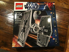 **New** Retired Lego 9492 Star Wars Tie Fighter Rare - NEW IN BOX