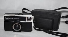 Kodak Instamatic 56X - Retro 1972 126 Film Camera with Case - vgc