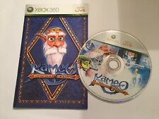 KAMEO ELEMENTS OF POWER PAL  XBOX 360 GAME +INSTRUCTION BOOK