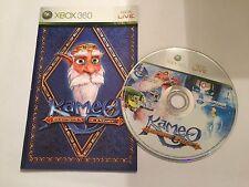 Kameo elementos de potencia PAL Xbox 360 juego + Libro De Instrucciones