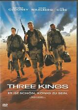 DVD - Three Kings (George Clooney) / #1366