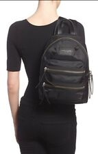 MARC BY MARC JACOBS NYLON BIKER BACKPACK Mini Domo Arigato Packrat BLACK