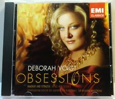 Obsessions (Wagner & Strauss: Arias and Scenes) (CD, 4/04, EMI Classics)(cd1234)