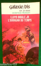 L'OURAGAN DU TEMPS LLOYD BIGGLE JR OPTA GALAXIE BIS N52 EO 1976