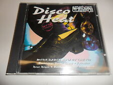 CD  More Dance Hits of the 70's  Disco Heat