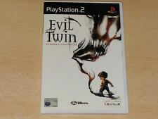 Evil Twin Cyprien's Chronicles PS2 Playstation 2 UK PAL **FREE UK POSTAGE**