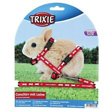 Rabbit harness and lead, various colours, for small rabbits(6265)
