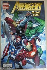 RARE! Marvel THE AVENGERS Ultron Quest #1 MYNDHAM REWARDS Special Lim Edition NM
