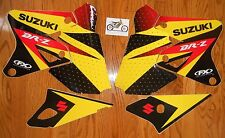 FX SUZUKI DRZ400 FULL EVO SERIES GRAPHICS KIT ( 2000 to 2010 ) 17-01438