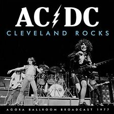 AC/DC-CLEVELAND ROCKS  CD NEW