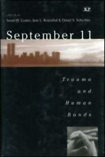 September 11: Trauma and Human Bonds (Relational Perspectives Book Series)