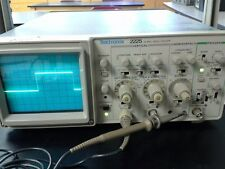 Tektronix 2225 Dual Channel 50 MHz Oscilloscope [the one in the picture]