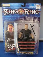 WWE BIG BOSS MAN SUPERSTARS SERIES 8 KING OF THE RING FIGURE NEVER OPENED