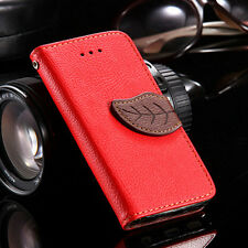Luxury Flip Cover Stand Wallet PU Leather Case&Strap For Sony Xperia Mobles