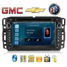 NEW 2 Din GPS Navigation Car Radio DVD Player for 2007-2013 GMC,Chevrolet,Buick