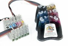 Non Oem Ciss ink refill system fits with Epson R200,R220,R300,R300M,R320,R340