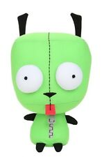 """Invader Zim Gir Alien 8"""" Plush Toy Stuffed Doll Hot Topic By Gund Exclusive NWT"""