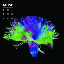 Muse 2Nd Law 180g vinyl LP NEW sealed
