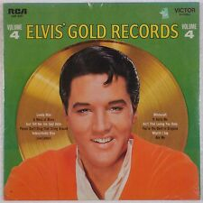 ELVIS PRESLEY: Gold Records Vol 4 SEALED RCA LSP 3921 Vinyl LP Rare
