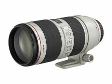 Canon EF 70-200mm f/2.8 L IS II USM Lens 70-200 F2.8 for 6D 5D Mark III 1Dx ~NEW