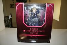 Fate Grand Order Saber Alter Pendragon Dress Ver 1/7 Scale Figure Authentic