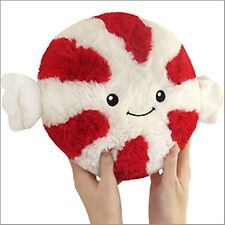 "SQUISHABLE Plush Mini Peppermint 7"" stuffed animal AMAZINGLY SOFT"