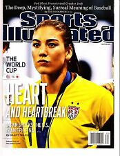 U.S. Womens World Cup Sports Illustrated No Label Hope Solo 2011