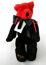 Canterbury Bear Montaque Gund signed numbered 1992 Limited Edition 239 of 750