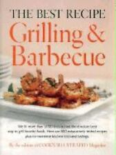 G, The Best Recipe: Grilling and Barbecue, Editors of Cook's Illustrated Magazin