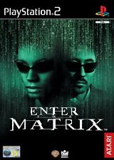 Enter the Matrix (PS2), Good PlayStation2, Playstation 2 Video Games