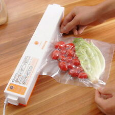 Automatic Electric Vacuum Fresh Seal Food Bag Home Sealer Packing Machine Tool