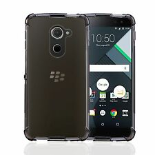 32nd Tough Crystal Gel Case Cover BlackBerry Phones + Screen Protector & Stylus