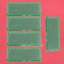 5pcs Universal Double Side Board PCB 3x7cm 1.6mm DIY Prototype Paper PCB