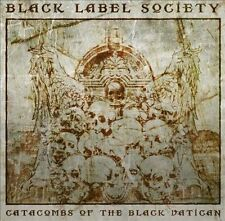BLACK LABEL SOCIETY-Catacombs Of The Black Vatican CD NEW