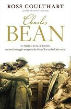 NEW Charles Bean  By Ross Coulthart Hardcover Free Shipping