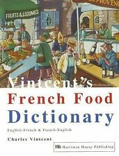 Vintcent's French Food Dictionary