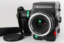 Excellent++! Rolleiflex SLX 6008 Integral Planar 80mm F2.8 HFT PQ from Japan