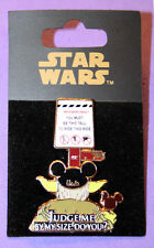 Disney Trading Pin - Star Wars Yoda Height Requirement - 3D Pin New on Card