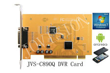 4 channel dvr card security cctv recorder win7&8 32&64 remote monitoring p2p