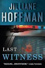 Last Witness (C.J. Townsend Thriller)-ExLibrary