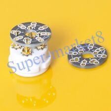 4pcs PCB Tube Adapter Board For CMC 4pin 2A3 300B 45 8pin EL34 6550 6SN7 Socket