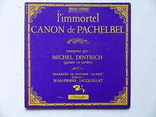 L immortel Canon de Pachelbel MICHEL DINTRICH JEAN PIERRE JACQUILLAT 79019 M