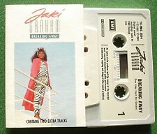 Jaki Graham Breaking Away inc The Love of Your Life + Cassette Tape - TESTED